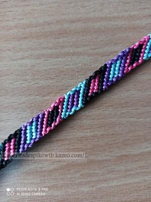 Bracelet Brésilien Modèle sport (1)