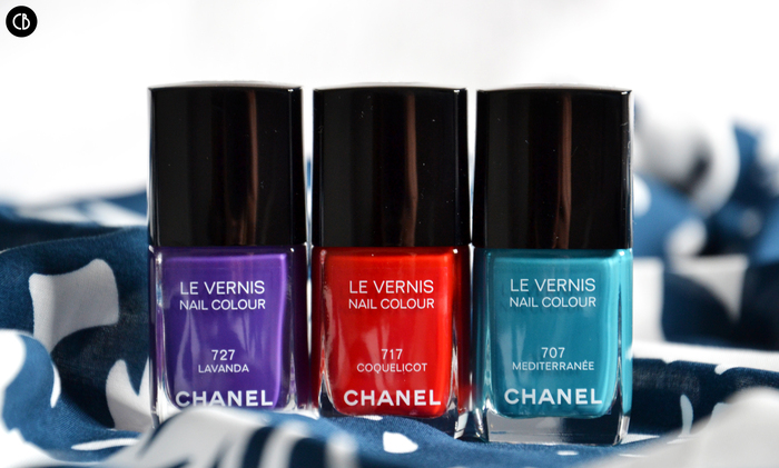 La collection Méditerrannée de Chanel