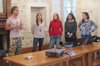 Les comptes-rendus d'expérience des jeunes au Forum de la mobilité internationale (2)