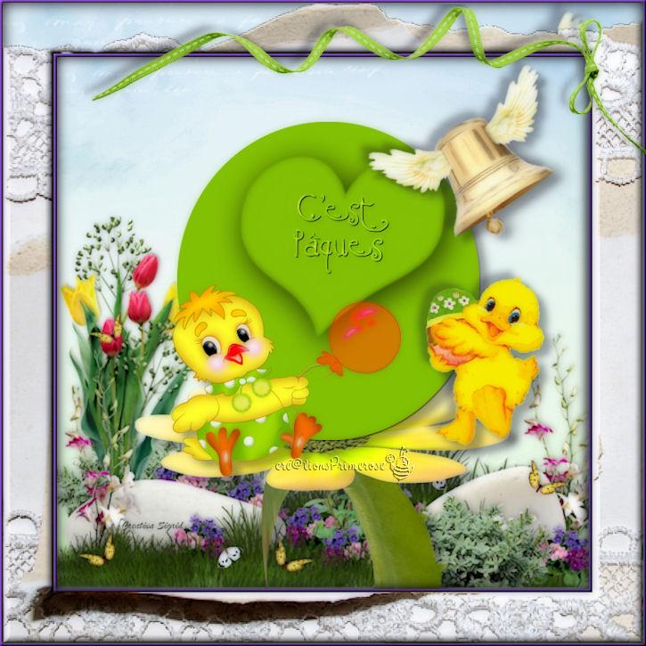 jardins de Pâques