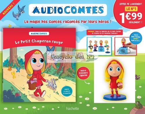 N° 1 Audiocontes - Lancement
