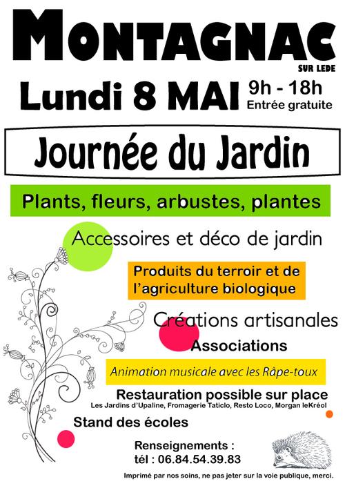08 Mai 2017  Foire aux plantes  MONTAGNAC SUR LEDE 47