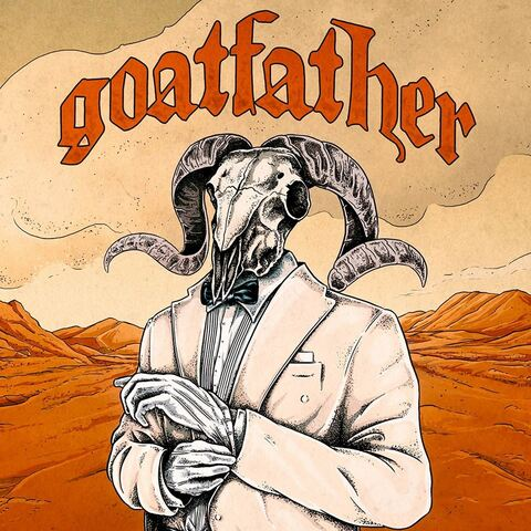 "GOATFATHER - ""As The Crow Cries"" (Clip live)"