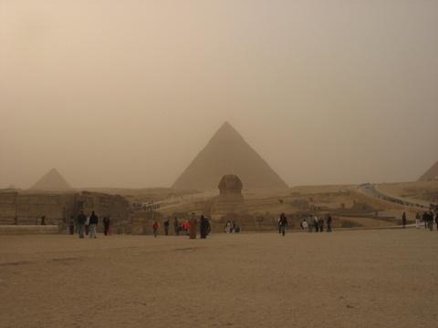 Le Caire, le 16 décembre 2009