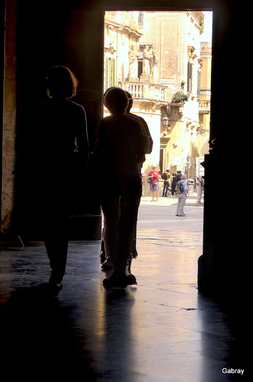 Italie: des vélos ...