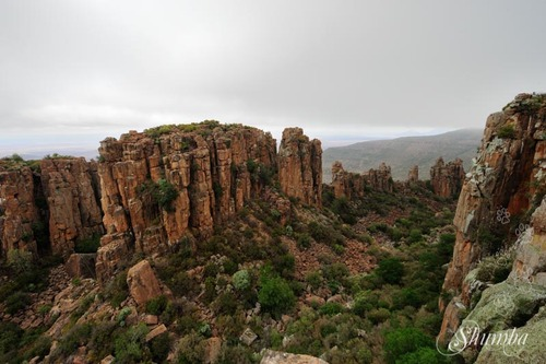 Camdeboo NP, Valley of Desolation