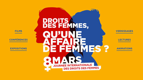8 mars : journée internationale du droit des femmes