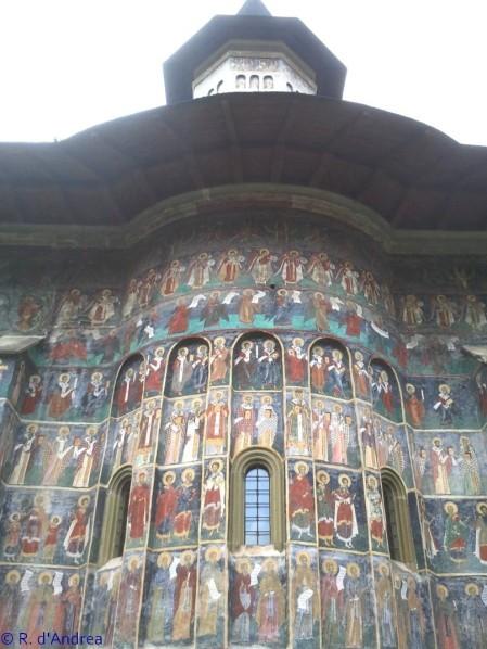 Monastère de Sucevita 9f