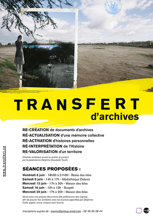 Transfert d'archives