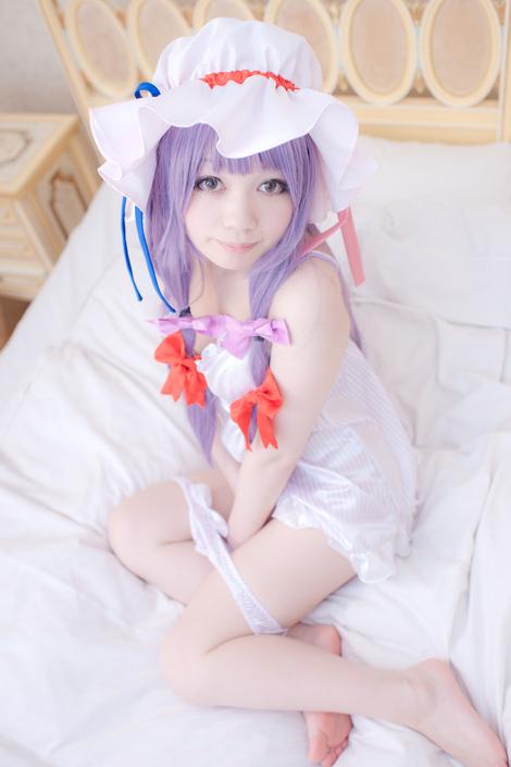 Models Cosplay : ( [shizuku] - |COMICMARKET82 ( C82 )| Shizuku Honami/穂南しずく : LibraryGirl )