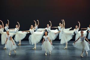 dance ballet class story ballet