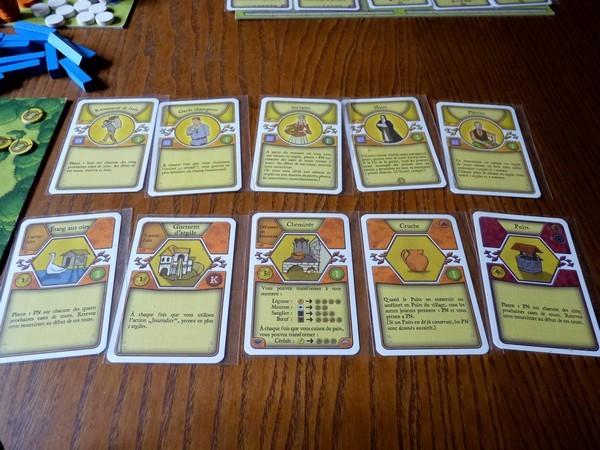 54 - Agricola 5 (cartes période 3)
