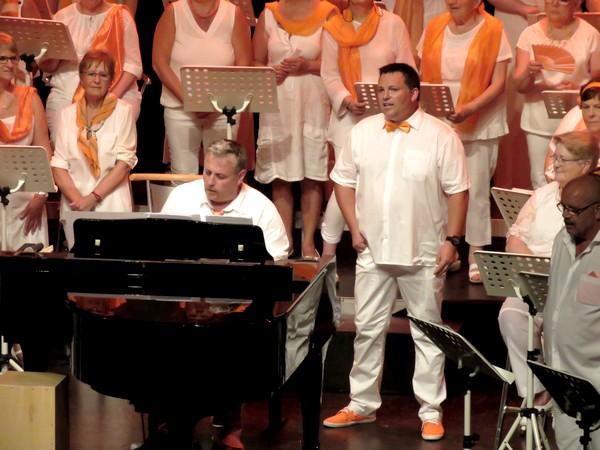"""""""Les Sans Voix"""" ont enthousiamé le public, avec leur dernier """"concert acoustique"""""""