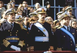 Junta Militar Argentine 1976