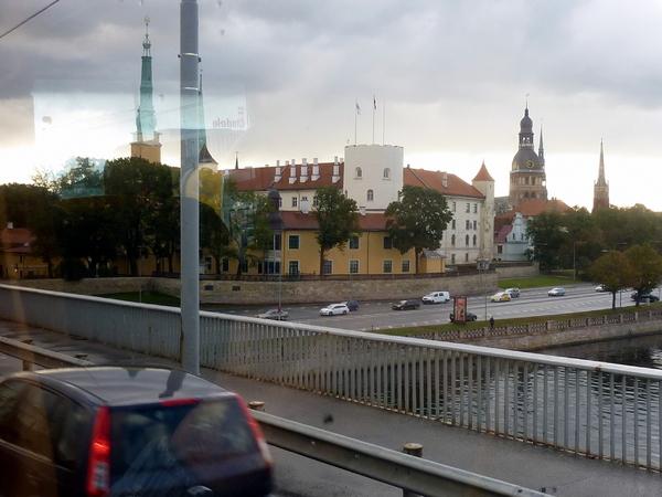 Les pays Baltes : Lettonie : Jour 4 - Visite de Riga et de Jurmala