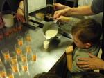 Les petits cuisiniers de Pont de Labeaume