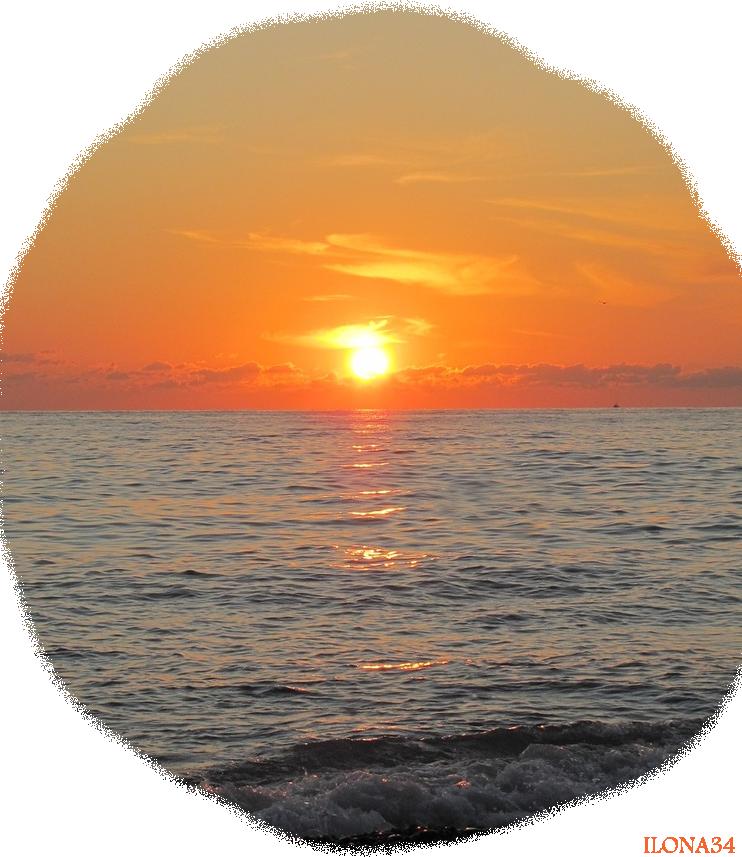 Tube coucher soleil