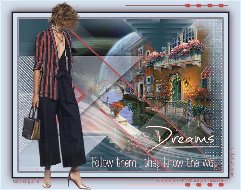 *** Dreams ***