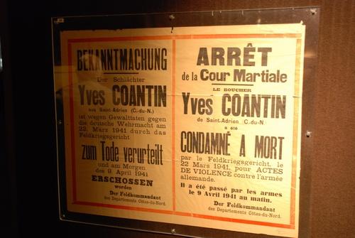 """Le musée de Saint Marcel, avec les """"sansonnets"""""""