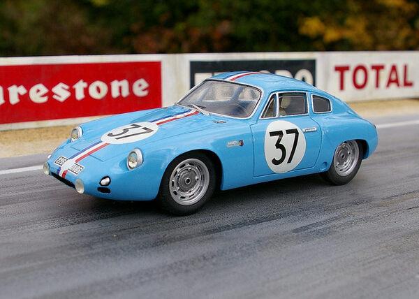 Le Mans 1961 Abandons I