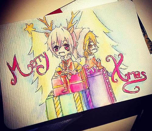 141224 Merry X'maaaaaasssss