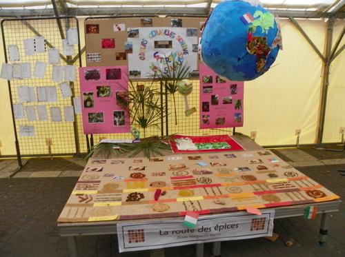 Créations d'enfants pour les 27èmes Entretiens de Belley