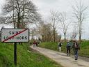 La randonnée du 23 février à Bayeux