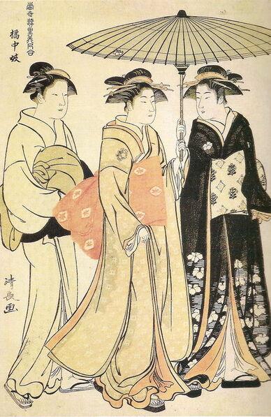07 - Estampes japonaises