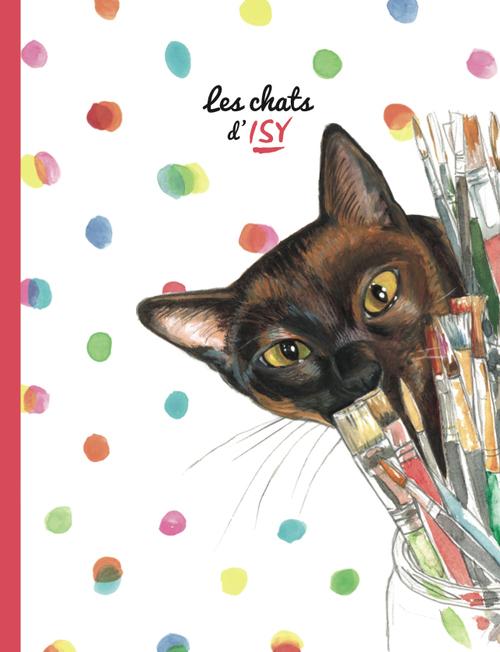 """Bientôt à paraître : Trois petits cahiers """"Chats"""""""