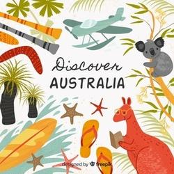Direction Australie