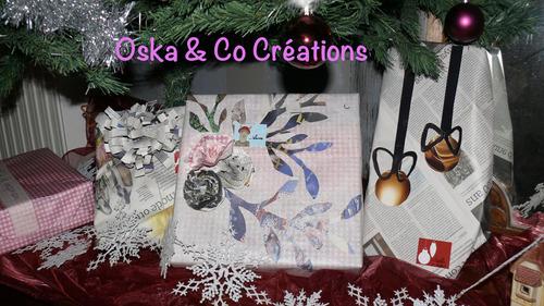 Idées emballages cadeaux écolo DIY