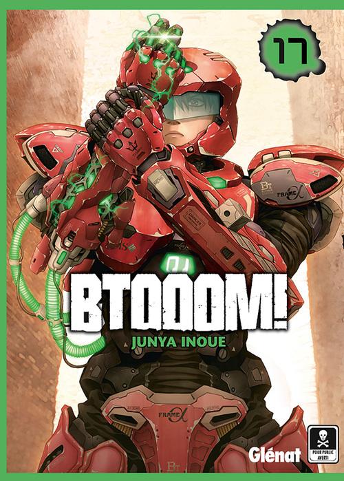 Btooom! - Tome 17 - Junya Inoue