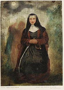 Bienheureuse Marie Rose ou Marguerite Flesch († 1906)