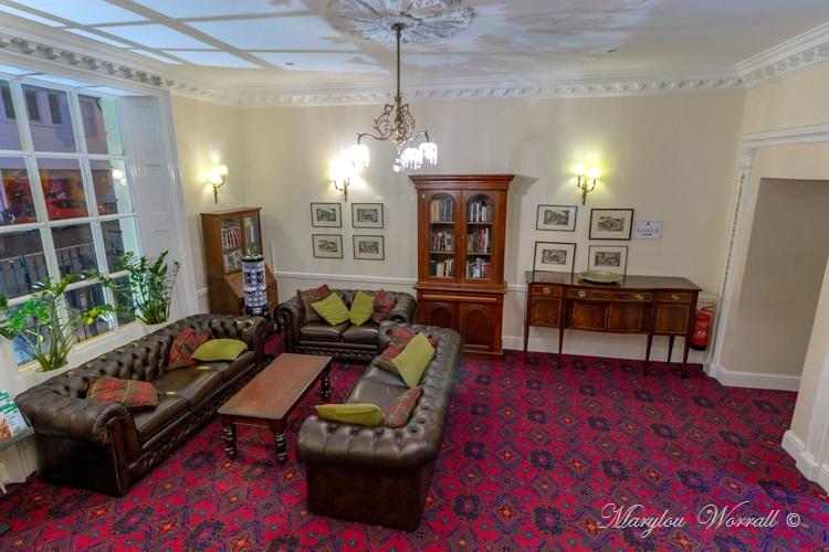 Irlande : Castle Hôtel à Dublin