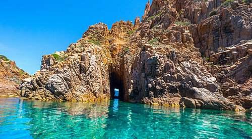 Les calanques de Piana (Corse)