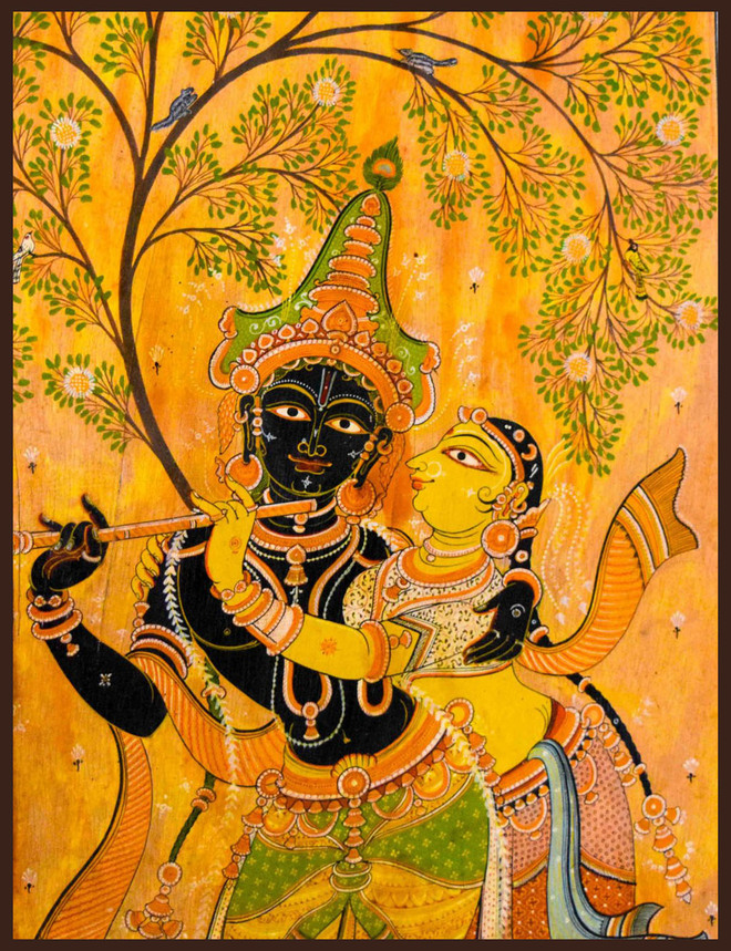 patta chitra painting odisha