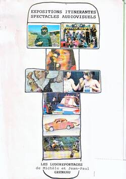0LD300 La route des jouets (GRENEAU)