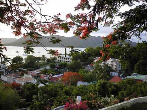 Le calvaire aux Antilles