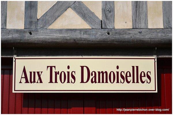 2013.04.30 Beuvron en Auge, Ouistréham (Basse-Normandie)