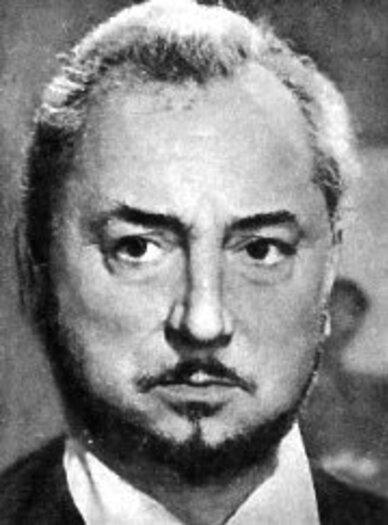 Pierre Brasseur, le cabotin ténébreux...
