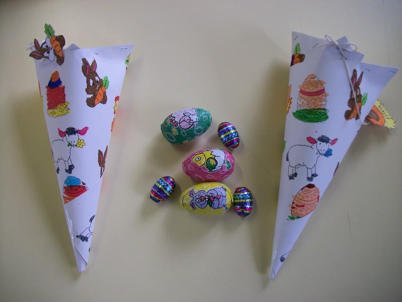 Pochettes surprise de Pâques