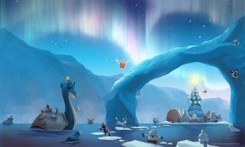 Iceberg Boréale