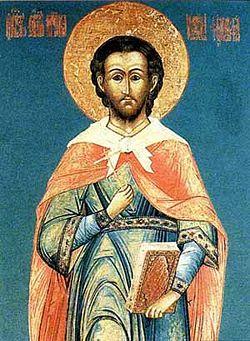 Saint Justin. Philosophe et martyr († 165)
