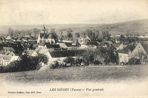 Famille Bordereau, Saint-Clément (89)
