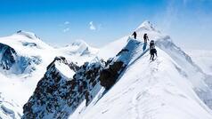 Vers les sommets