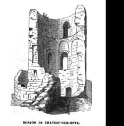LES REMPARTS DE CHÂTEAU-SUR-EPTE (Eure