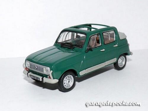 Renault 4L Heuliez 1981