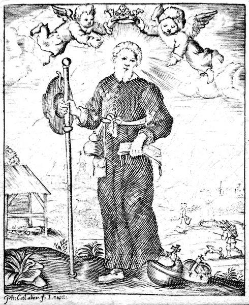 Saint Himelin († v. 750)