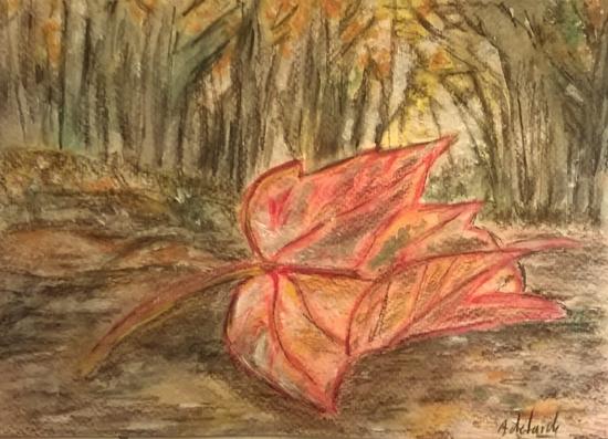 ballerine d'automne