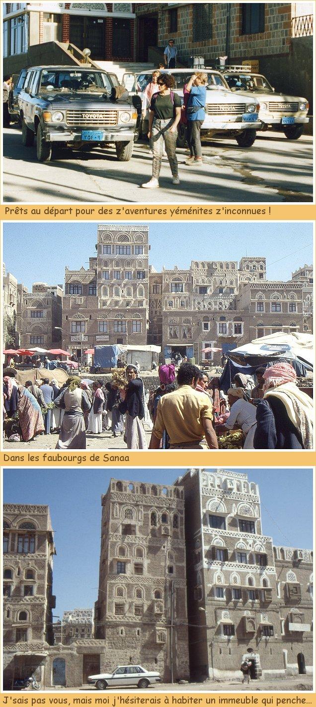 YEMEN 3 - Les monts Haraz